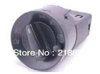 Free shipping Auto Head light Switch /1U0 941 531A01C for VW Golf, Touran,Altea,Skoda 12v