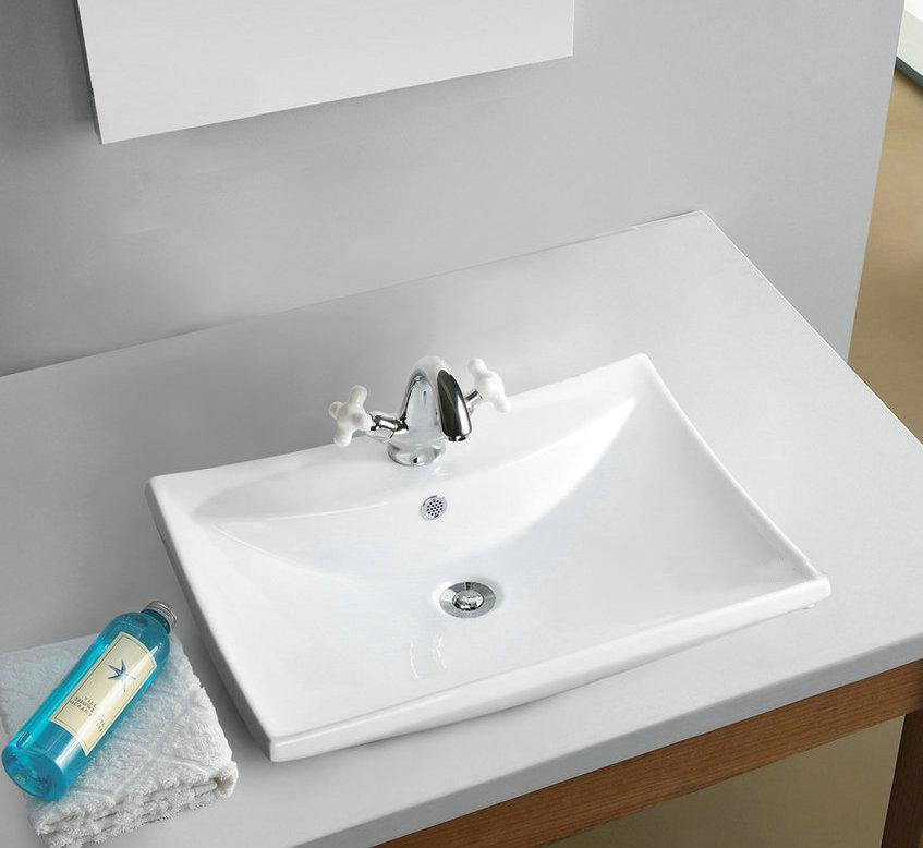 Bathroom Sink Manufacturers : Vessel Sink Bathroom square Bowl Wash Basin Bathroom Basin Sink ...