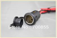 High Quality 12VFemale Car Cigarette Lighter Socket  Plug Connector