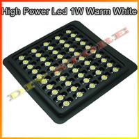 Wholesale 50pcs/lot 3.4V 1W 100LM 300mA LED Bulb IC SMD Lamp High Power+free shippinc-10000501