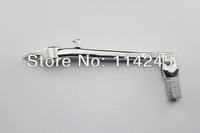 motorcycle parts Chrome Folding Brake Pedal Lever For Kawasaki ZX-6R 636 ZX-6RR 2003 2004