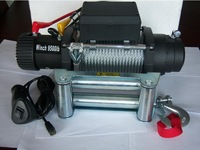 12V 9500LB ATV/UTV Electric Winch,Automobile Winch,Jeep Winch free shipping