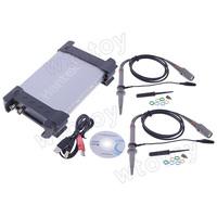 Hantek 6022BE PC Based 2 CH Oscilloscope 20MHz 48MSa/s