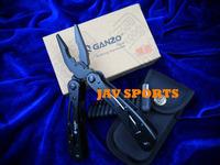 Original G202B GANZO Multi Tool pliers 22in1 hand free hand tool,440C,58HRC+Free shipping(SKUJAV010830)