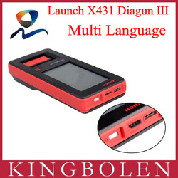 Latest version Launch x431 diagun 3 III from Launch company free shipping by DHL(China (Mainland))
