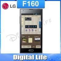 "F160L original phone LG Optimus LTE II F160 cell phone 4.7"" capacitive touch screen LTE 2 16G internal 2GB RAM"