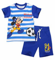 2013 new Wholesale 5sets Children Clothing, Children 2pcs set short sleeve t-shirt +pants mickey minnie fashion clothing set
