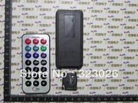 51 MCU remote controller/MCU controller / Microcomputer remote controller / MP3 infrared controller (with battery)