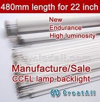 20pcs 22'' inch wide sreen LCD CCFL lamp backlightb tube,480MM 482MM 2.4mm,22 inch CCFL light