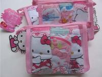 3pcs/pack Baby underwears  Hello kitty Girls Panties 4-9yrs kids underwears Free shipping