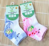 Spring children cotton socks animal images 12pcs/lot free shipping