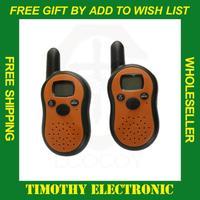 Hot! Free Shipping Retail Wireless 2-Way Radio Intercom interphone Kit,Walkie Talkie  10pair/LOT #EC039