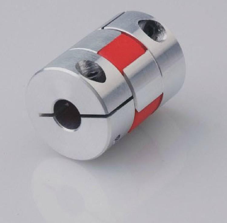 New High Precision Big Torque Aluminum Plum Type Coupling