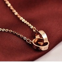 Min order $25(mix order) 18k gold plated hip hop lace collar necklace infinity,long/cool/titanium steel jewelry free shipping