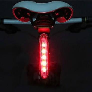 Фара для велосипеда FANGYU 5led