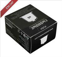 EMOHOME EM-04F Espresso refillable Coffee Capsule pod reusable compatible nespresso citiz pixie lattissima essenza  wholesale