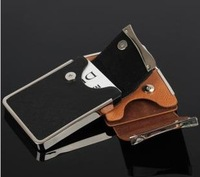 2013 New design high quality Free shipping credit name card holder012
