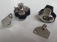 Free shipping Screw trigger lock,Zinc alloy  gun lock  100pcs/ctn