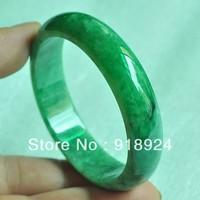 Natural jade bracelet a jade green jade bracelet