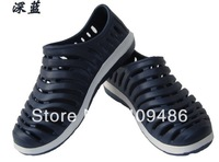 2014 MEN Water Sandals Hole Shoes Summer Beach Adult Boating Swimming Home bird nest Size7-10