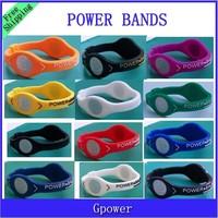 New Power Hologram Bracelet Titanium Ionic Magnetic Bracelet Band Sports Ion Balance Energy Bands Energy Balance Ion Balance