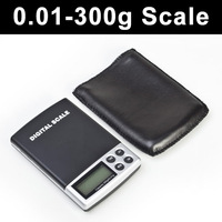 300g / 0.01g Electronic LCD GRAM Digital Weighing Jewelry Diamond Balance Weight Scale with retail box