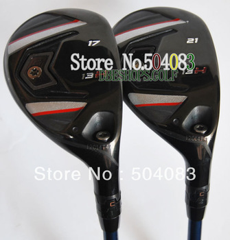 "2013 New golf Clubs 913 D3 Hybrids Woods,or""17.19.21.24loft(2pc)Tour AD BB-6KETFUELgraphite shaftFree Shipping"