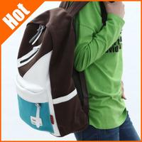 Leisure backpack shoulder bag schoolbag men and women travel bag size 45*31*13cm  Free shipping
