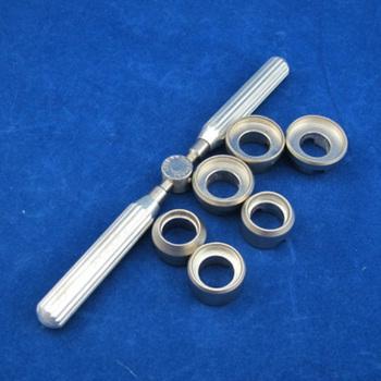 Free Shipping Tool Set Screw Watch Back Case Opener Boxset GJBP0048  Watch Repair Tools
