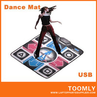 Non-Slip Dancing Step PC USB Dance Mat Mats Pads,3pcs/lot  ---- Free Shipping