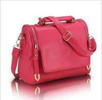 2013 women's Vintage shoulder messenger bag fashion handbag cross-body small female bags free shipping 7 Color