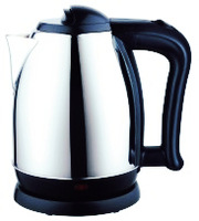Electric kettle, quick heating kettle, stainless steel 2L a large amount of instant noodles, tea pot, kettle, send remover