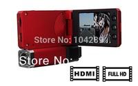 Black Color X5000 DVR Car Vehicle Camera with HD 1080P 140 Degrees,Car Black Box DVR Recorder Carcam, Free Shipping