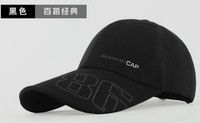 Free shipping 2013 New Hat male outdoor baseball cap spring and autumn sun hat summer sun-shading casual hat for man plus size