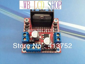 5pcs/lot  L298N Dual H Bridge DC Stepper Motor for arduino Drive Controller Board Module
