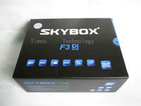 100% Original Skybox F3S Full 1080pi HD PVR Digital Satellite Receiver support usb wifi youtube youpron , free shipping