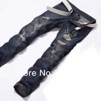 2013 fashion designer brand men jeans denim pants trousers   chaoku-1839