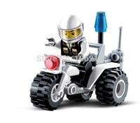 No 20003 Enlighten Building Block Set 3D Construction Brick Toys Educational Block toy for Children