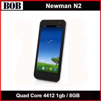"EMS Freeshipping !  4.7"" IPS Newman N2 smart phone Quad Core 4412 1gb / 8GB 13MP Camera 1280x720"