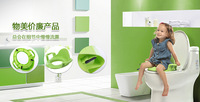Loz infant zuopianqi child potty chair toilet seat chair folding toilet gift
