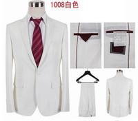 Free shiping!!!2013 Men's brand Suits tuxedos  Wedding  Suit male formal dress Business boss men suits ( coat+pants)S-4XL