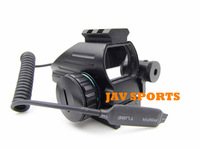 HD103C 1X33 Electro Dot Sight,Multi-Reticle,Shockproof,Red Laser With Picatinny Base,Remote Switch+Free shipping(SKU12020073)