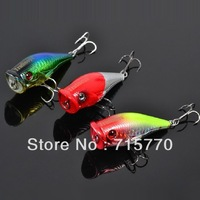 3X POPPERS Trulinoya Fishing Lures DW06 67mm11g