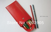 Hot sale simple style school pencil bag pen case wholesale free shipping