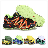 Salomon speedcross 3 Men's running sports shoes clima shield lightwight muscle M&S Contagrip sneakers Free shipping