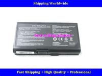 laptop battery 14.8v 5200mah 8 cells for ASUS A42-M70,M70V, X71, G71, X72, Pro70 ,F70, N90, N70SV, L082036,L0690LC