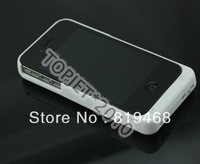 New Technology! 1900m External Backup Power Battery Charger Case For IPh one4 4S