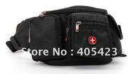 100% original guaranteed! Brand new wenger Swiss Gear Multifunction Waist Bag/Fanny Pack/Waterproof /9 pockets,Messenger Bag,1pc