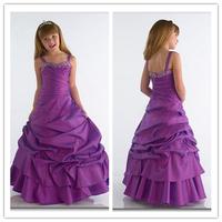 Free Shipping Flower Girl Dresses Child Dress