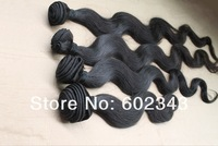 Free Tangle Bleachable Dyeable Unprocessed Malaysian Virgin Hair Extension Body Wave 2pcs/lot